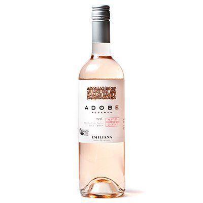 Vinho Chileno Emiliana Adobe Org 750ml Rose