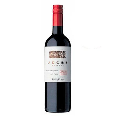 Vinho Chileno Emiliana Adobe Orgânico Cabernet Sauvignon 750ml