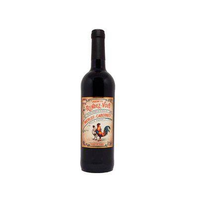 Vinho Francês Premier Rendez Vous Merlot Cabernet 750ml