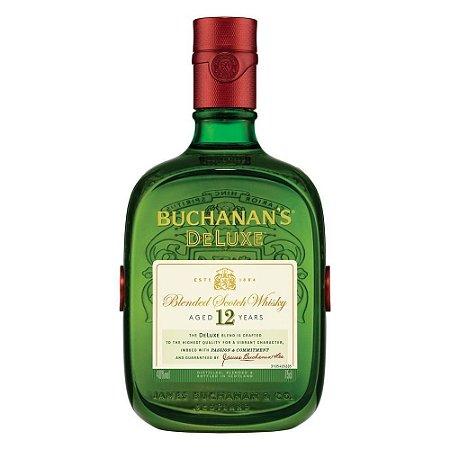 Whisky Escocês Buchanan´s de Luxe 12 anos 1Litro