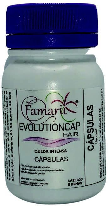 Cápsulas EvolutionCap Hair