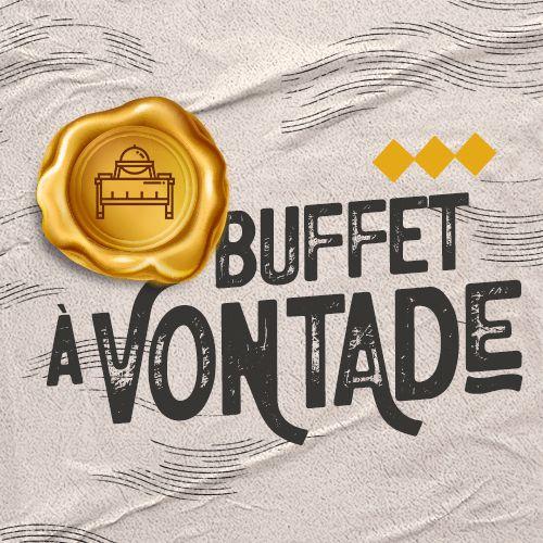 Buffet almoço a vontade no Domingo