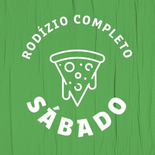 Rodízio de Pizza - 413 SUL - Sábado