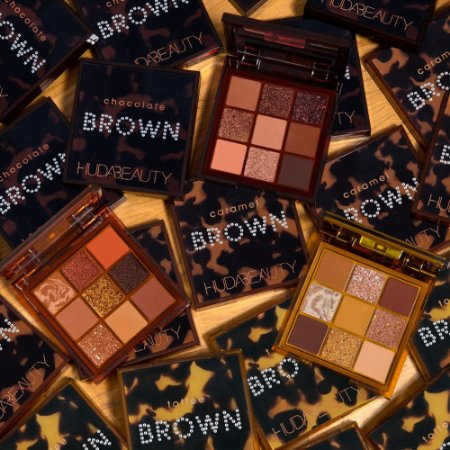 Huda Beauty Brown Obsession