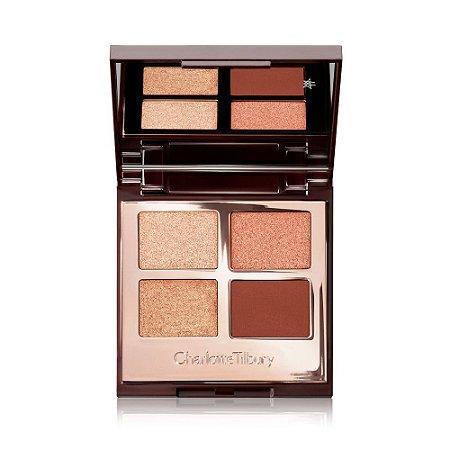- Charlotte Tilbury Luxury Eyeshadow Palette - COOPER CHARGE