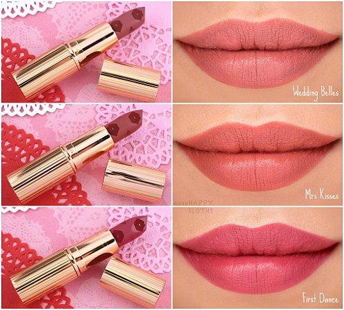 Matte Revolution Lipstick - Mrs Kisses