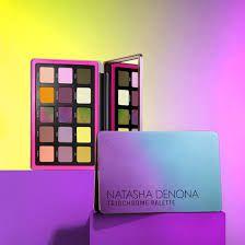 Natasha Denona TrioChrome Eyeshadow Palette