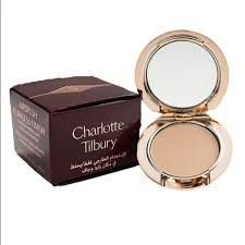 MINI charlotte tilbury airbrush flawless finish setting powder  TAN