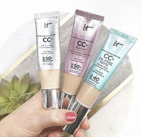 It Cosmetics CC Cream ( normal ou Matte)