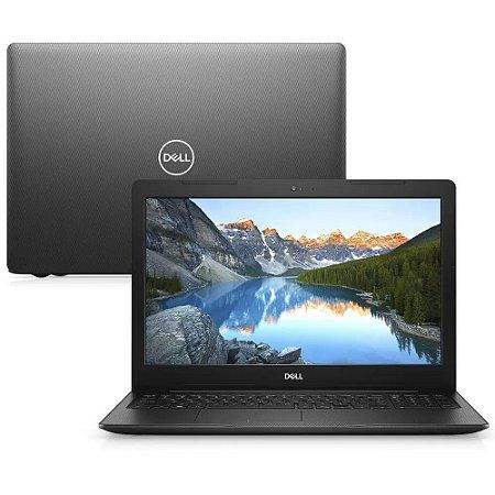 "Notebook Dell Inspiron 3583-U05P Intel Pentium Gold 4GB 500GB 15.6"""