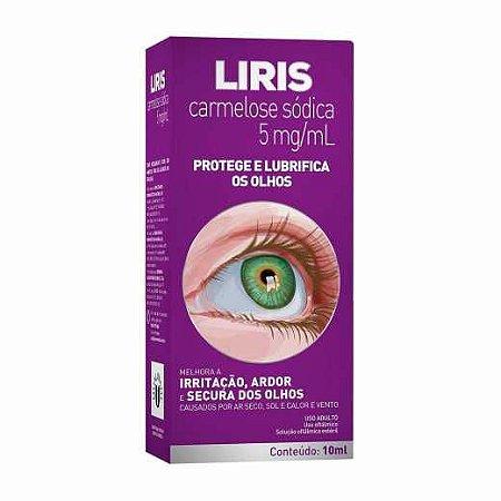 Colírio Liris 5mg/ml com 10ml