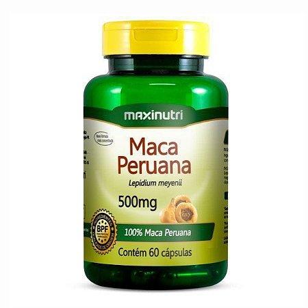 Maca Peruana Maxinutri