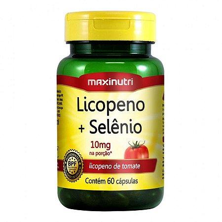 Licopeno + Selenio Maxinutri