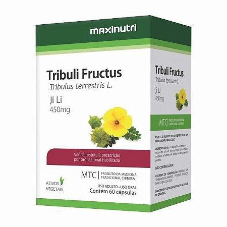 Tribulus Fructus (tribulus Terrestris L.) 450mg 60cap Maxinutri