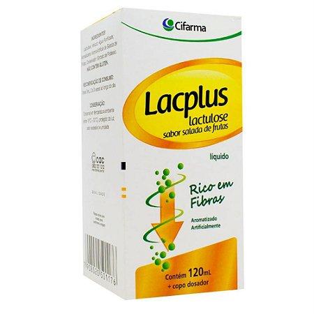 Lacplus Salada De Frutas 120ml