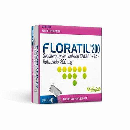 Floratil 200 6 Saches
