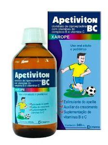 Apetiviton BC Xarope Grb 240ml