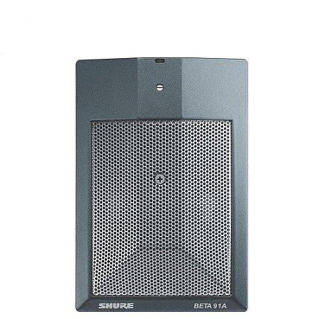 Microfone Half-cardiode Condensador Bumbo BETA91-A SHURE