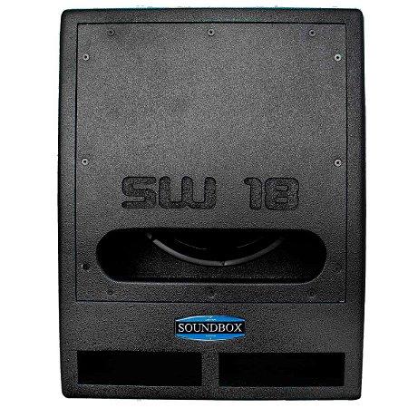 CX AC SOUND BOX SW18 PASSIVA