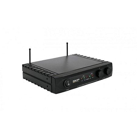 MIC SKP UHF 261 DUPLO DE MAO