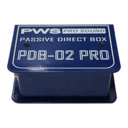DIRECT BOX PWS PASSIVO