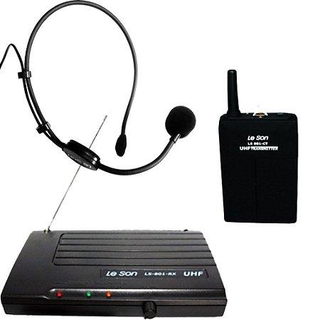 MIC LESON LS 802 HD750/HD850 CABEÇA CABEÇA