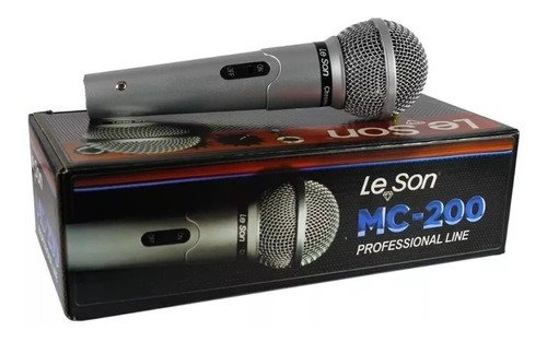 MIC LESON MC 200
