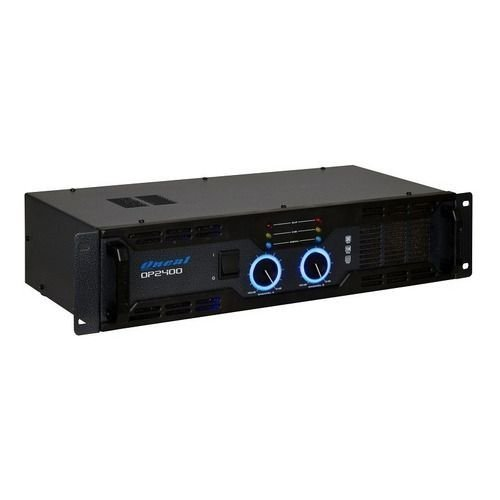 AMPLIF ONEAL OP 2400 400W 4RMS POR CANAL