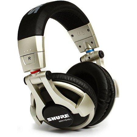 FONE SHURE SRH 750 DJ