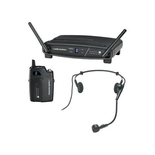 Microfone audio technica atw 1101/headset