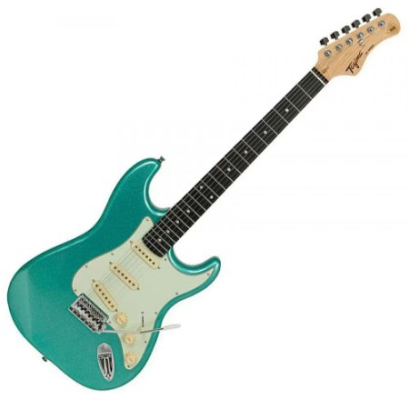 Guitarra Eletrica TG-500 - Tagima MSG (Metallic Surf Green)