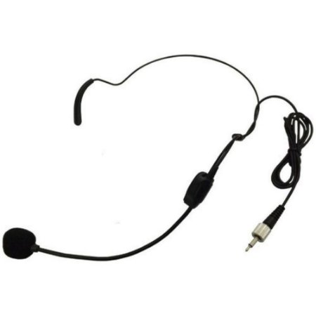 Microfone Headset Auricular Ht9 Karsect Com Plugue P2 Rosca