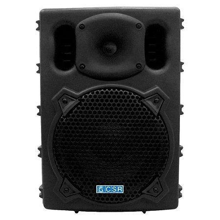 """Caixa Acústica Ativa USB/SD 770 / 8"""" - CSR"""