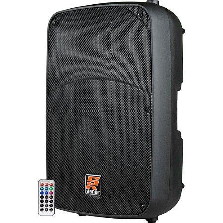 Caixa Acústica Staner Ativa SR-315A Bluetooth 300W Rms Bivolt