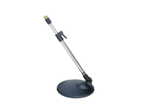 Suporte Pedestal De Mesa Vector SM-15-C Cromado Profissional