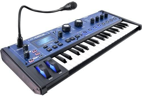SINTETIZADOR NOVATION MINI NOVA 37 TECLAS