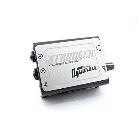 Amplificador para Fone de ouvido Stronger HP400 - AQUARIUS