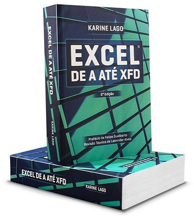 Livro Excel de A até XFD 2ª Edição