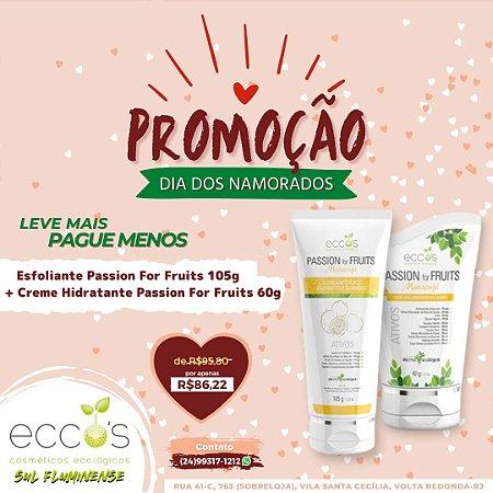 Promoção Dia dos Namorados - Skincare (esfoliante + creme hidratante)