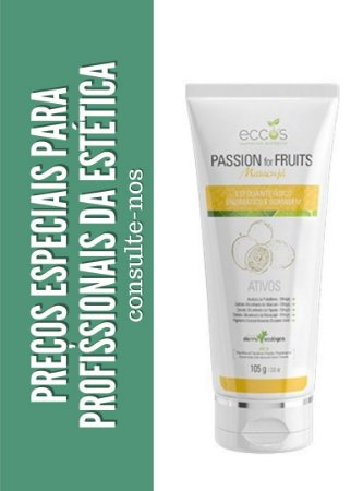 ESFOLIANTE PASSION FOR FRUITS MARACUJÁ 105g
