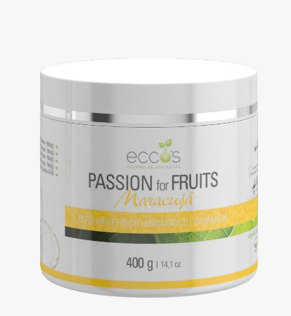 ESFOLIANTE PASSION FOR FRUITS MARACUJÁ 400g