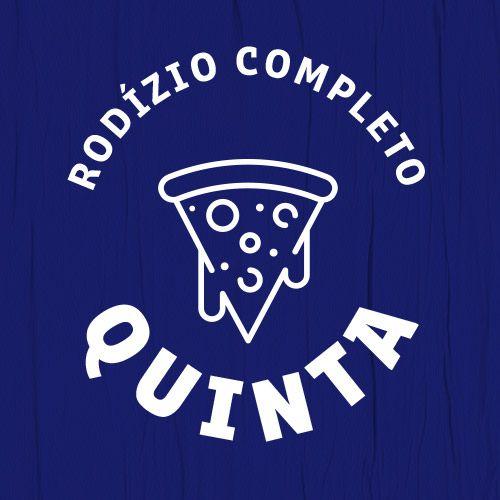 RODÍZIO DE PIZZA - QUINTA