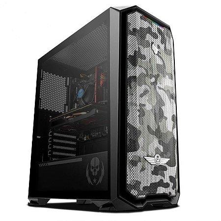 PC Gamer Rage I5-9400F, GEFORCE GTX 1650 4GB, 8GB DDR4, HD 1TB, 500W