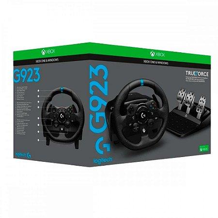 Volante Logitech G923 - Xbox
