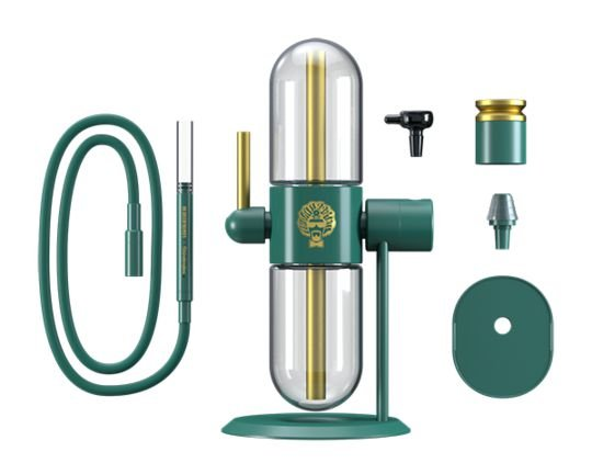 Stundenglass x  Dr. Greenthumbs - Vaporizador de Ervas - Gravity Hookah