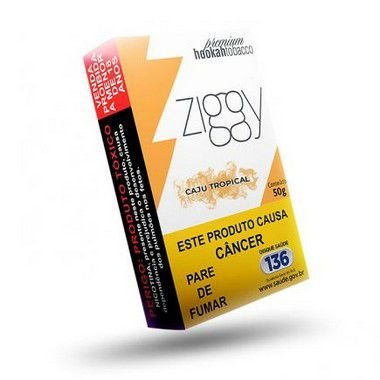 Essência Ziggy Caju Tropical 50g