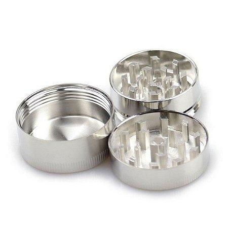 Dichavador de Metal Pequeno 3 Partes