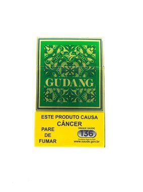 Cigarro Gudang Menta Carteira 20 unidades