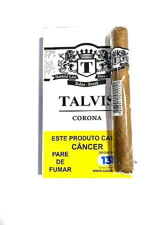 Charuto Talvis Corona Tradicional - Caixa c/5 Unid