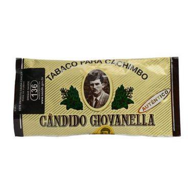 Tabaco para Cachimbo Candido Giovanella 45g - Autentico